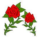 Rose Sketch by elledeegee