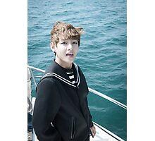 kim tae hyung Photographic Print