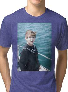 kim tae hyung Tri-blend T-Shirt