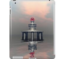 Mysterious Metallic Structure iPad Case/Skin