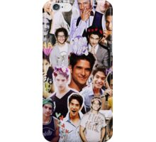 Tyler Posey Collage iPhone Case/Skin