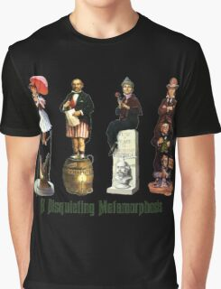 A Disquieting Metamorphosis Graphic T-Shirt