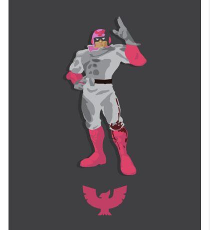 Captain Falcon Pink - Super Smash Brothers Sticker