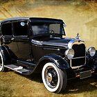 1929 Ford by Keith Hawley