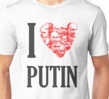 I love putin Unisex T-Shirt