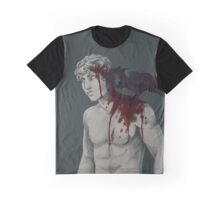 Beauty is Terror Graphic T-Shirt