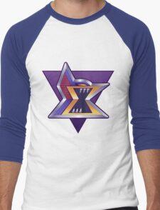 Maverick Logo Reworked Men's Baseball ¾ T-Shirt