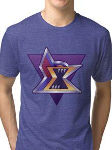 Maverick Logo Reworked Tri-blend T-Shirt