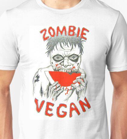 Zombie Vegan Unisex T-Shirt