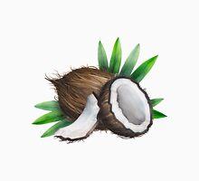 Watercolor coconut Unisex T-Shirt