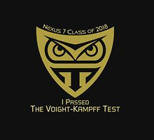 I Passed The Voight-Kampff Test Unisex T-Shirt