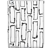 Ink Fantasy. Pattern 8 iPad Case/Skin