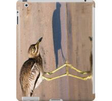 Water Thick-knee iPad Case/Skin
