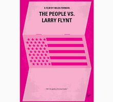 No395 My The People vs. Larry Flynt minimal movie poster Unisex T-Shirt