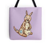 Kimba the Kangaroo Tote Bag