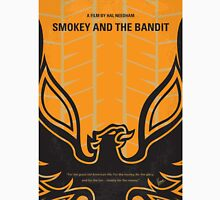 No398 My smokey and the bandits minimal movie poster Unisex T-Shirt