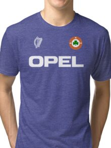 Ireland Italia 90 Tri-blend T-Shirt