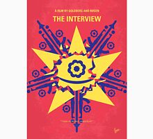 No400 My The Interview minimal movie poster Unisex T-Shirt