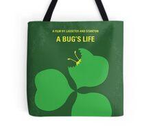 No401 My A Bugs Life minimal movie poster Tote Bag