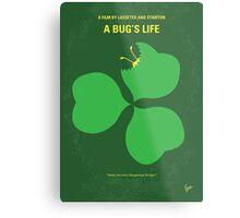 No401 My A Bugs Life minimal movie poster Metal Print