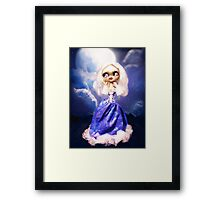 Nymphfae of the Night Framed Print