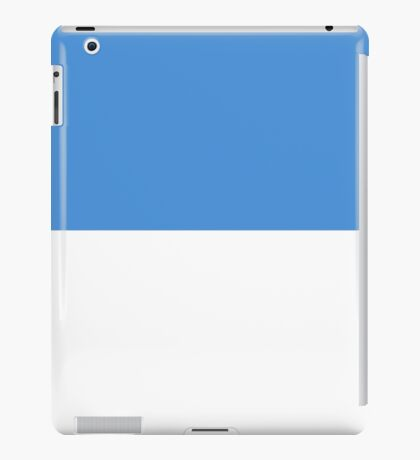 Planet of Hoth Flag iPad Case/Skin