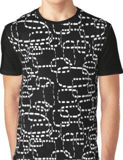 Ink Fantasy. Pattern 9 Graphic T-Shirt