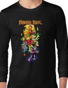 Fraggle Rock Long Sleeve T-Shirt