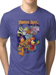 Fraggle Rock Tri-blend T-Shirt