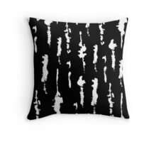 Ink Fantasy. Pattern 11 Throw Pillow
