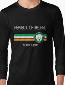 Euro 2016 Football - Republic of Ireland Long Sleeve T-Shirt