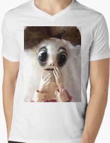 Shocked Fairy Mens V-Neck T-Shirt