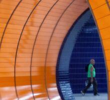 Tunnel Vision Sticker