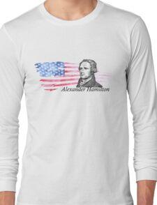 Alexander Hamilton The Musical Long Sleeve T-Shirt