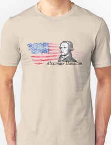 Alexander Hamilton The Musical Unisex T-Shirt