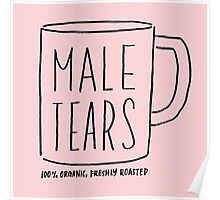 Male Tears Poster