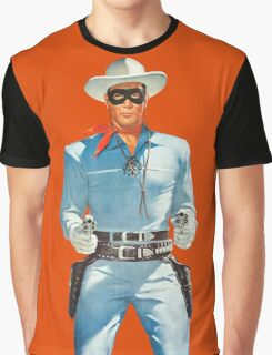 The Lone Ranger Graphic T-Shirt