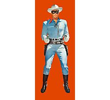 The Lone Ranger Photographic Print