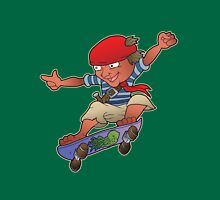 Sick Ollie the Pirate Unisex T-Shirt