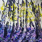 Enchanted Forest by Maggis-Art