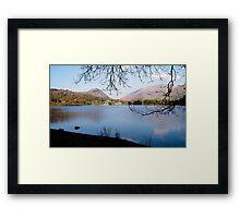 Grasmere, Lake District National Park, UK Framed Print