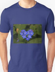 Forget me not - Heart T-Shirt