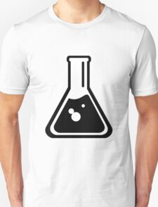 science smart clever chemichal weapon T-Shirt