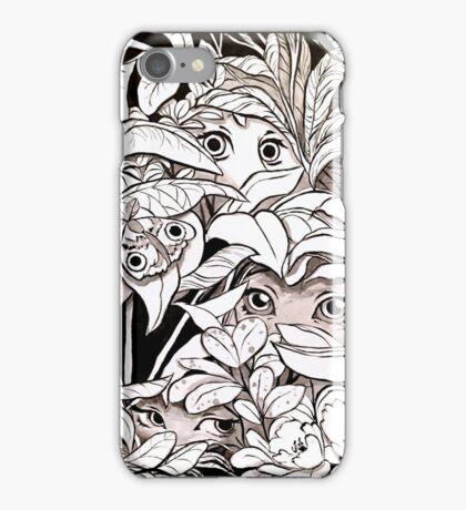 Feelers iPhone Case/Skin