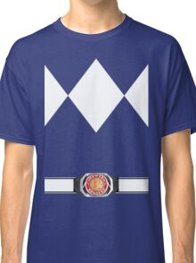 MMPR Blue Ranger Uniform Classic T-Shirt