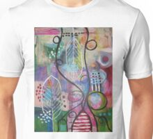 Colourful world Unisex T-Shirt