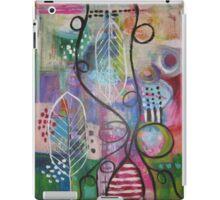 Colourful world iPad Case/Skin