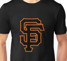 San Francisco Giants logo Unisex T-Shirt