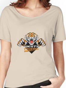 Wests Tigers  Women's Relaxed Fit T-Shirt