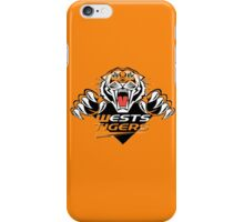 Wests Tigers  iPhone Case/Skin